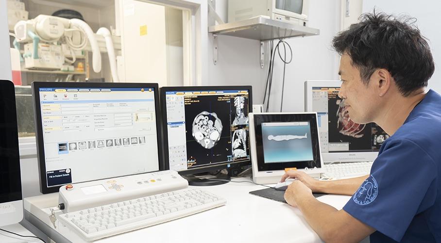 CT/MRI検査・診断